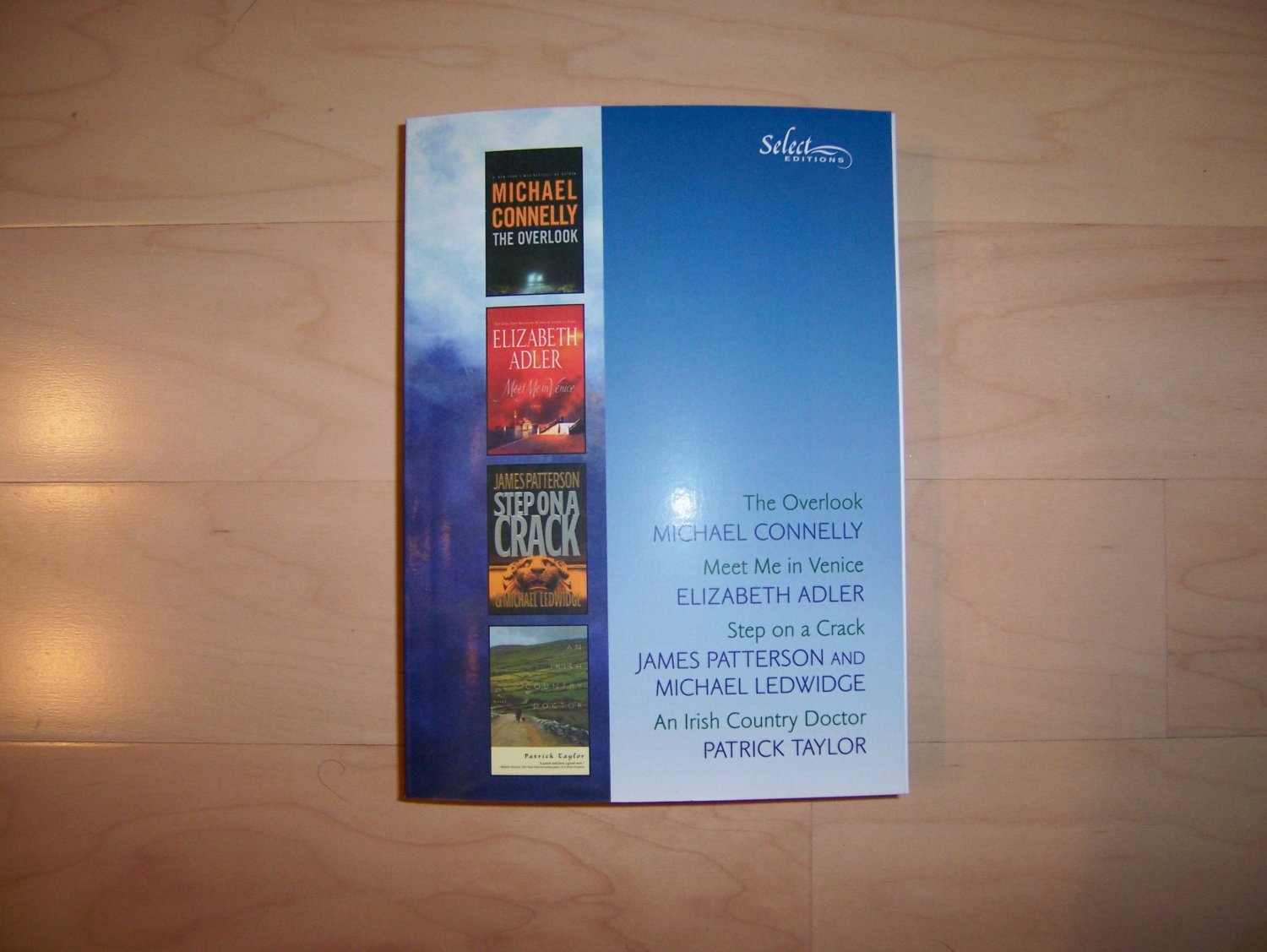 Four Story Fiction Book By Readers Digest BNK700