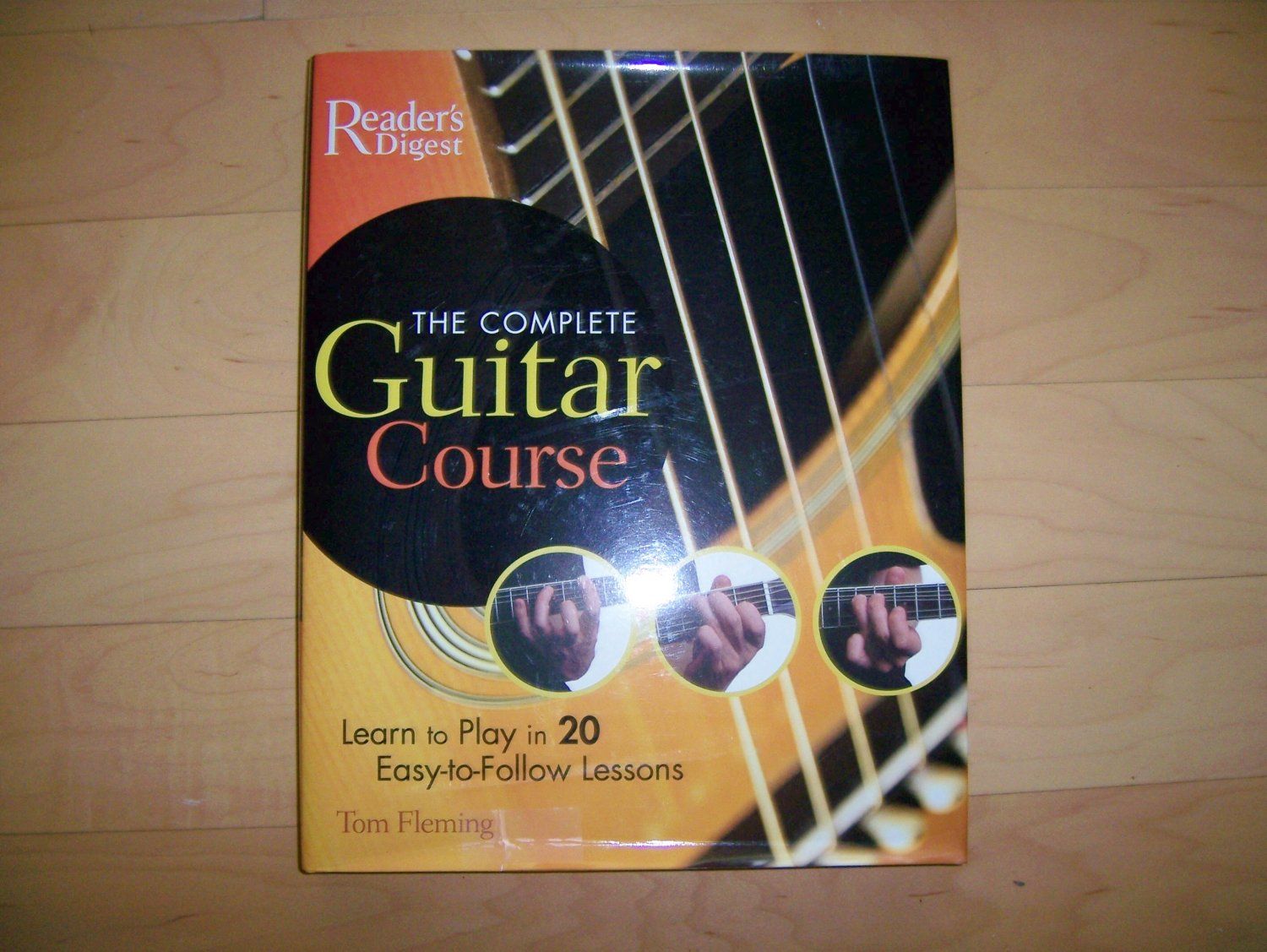 Guitar Complete Course HArdcover Book BNK701