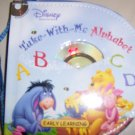 Learn Alphabet By Disney Well Illustrated BNK719
