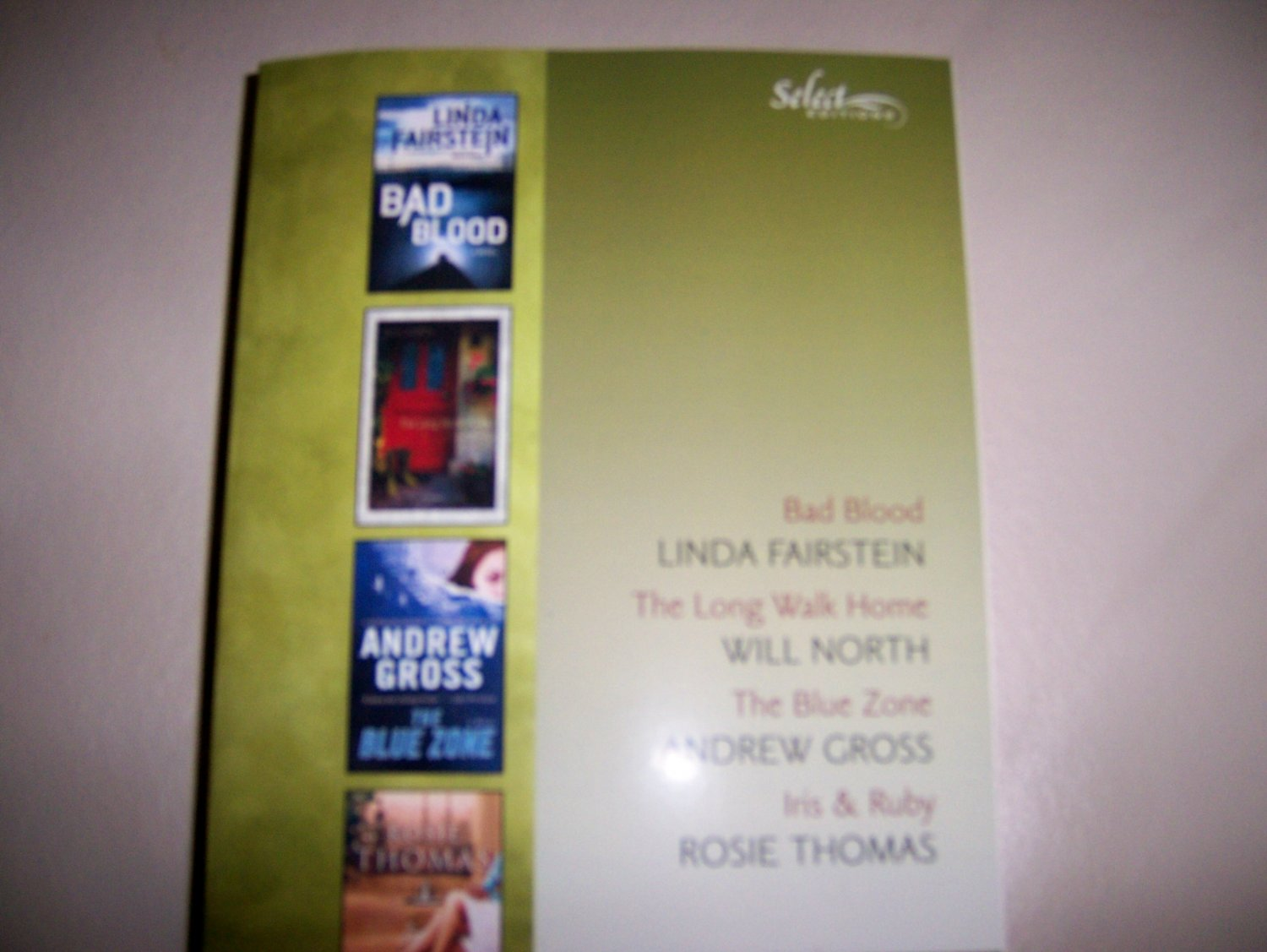 Five Great Stories In One Book BNK720