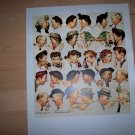 Norman Rockwell Gossip From Saturday Evening Post Collection BNK723