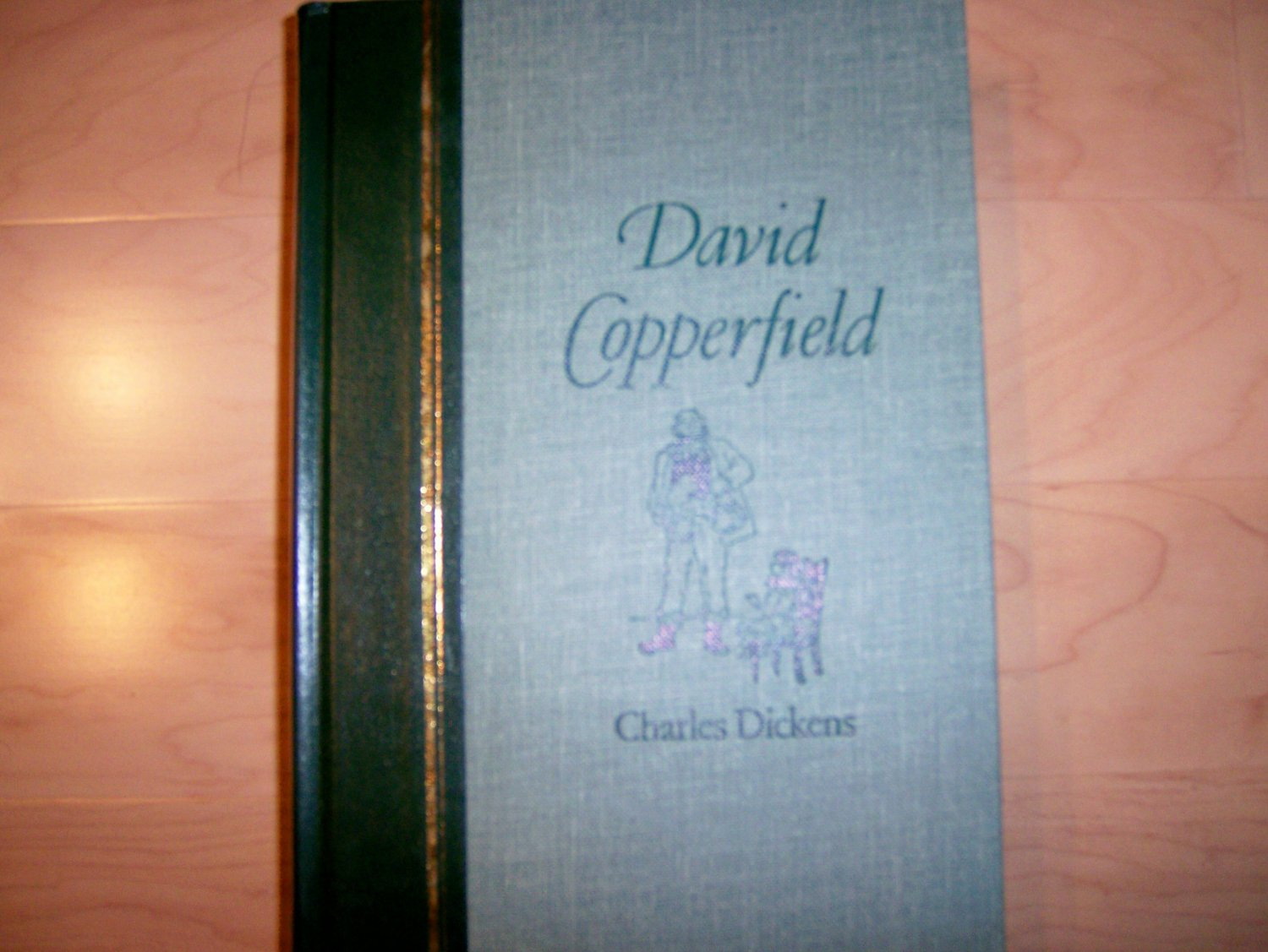 David Copperfield By Charles Dickens BNK737