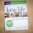Prescription Health Long Life Guide Book BNK748