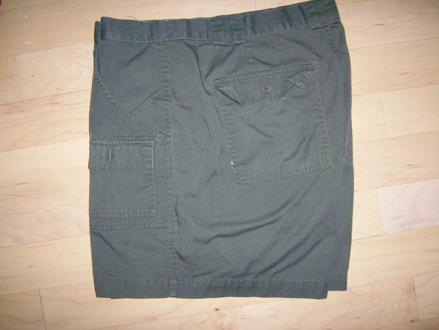 Charcoal Men's Cargo Shorts Size 46 BNK758