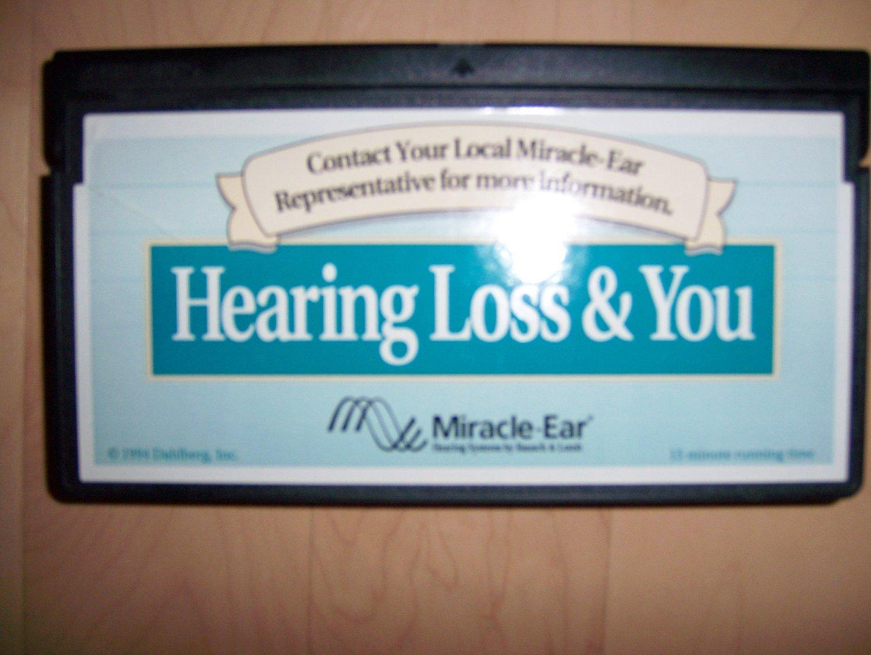 VHS Hearing Loss & You BNK772