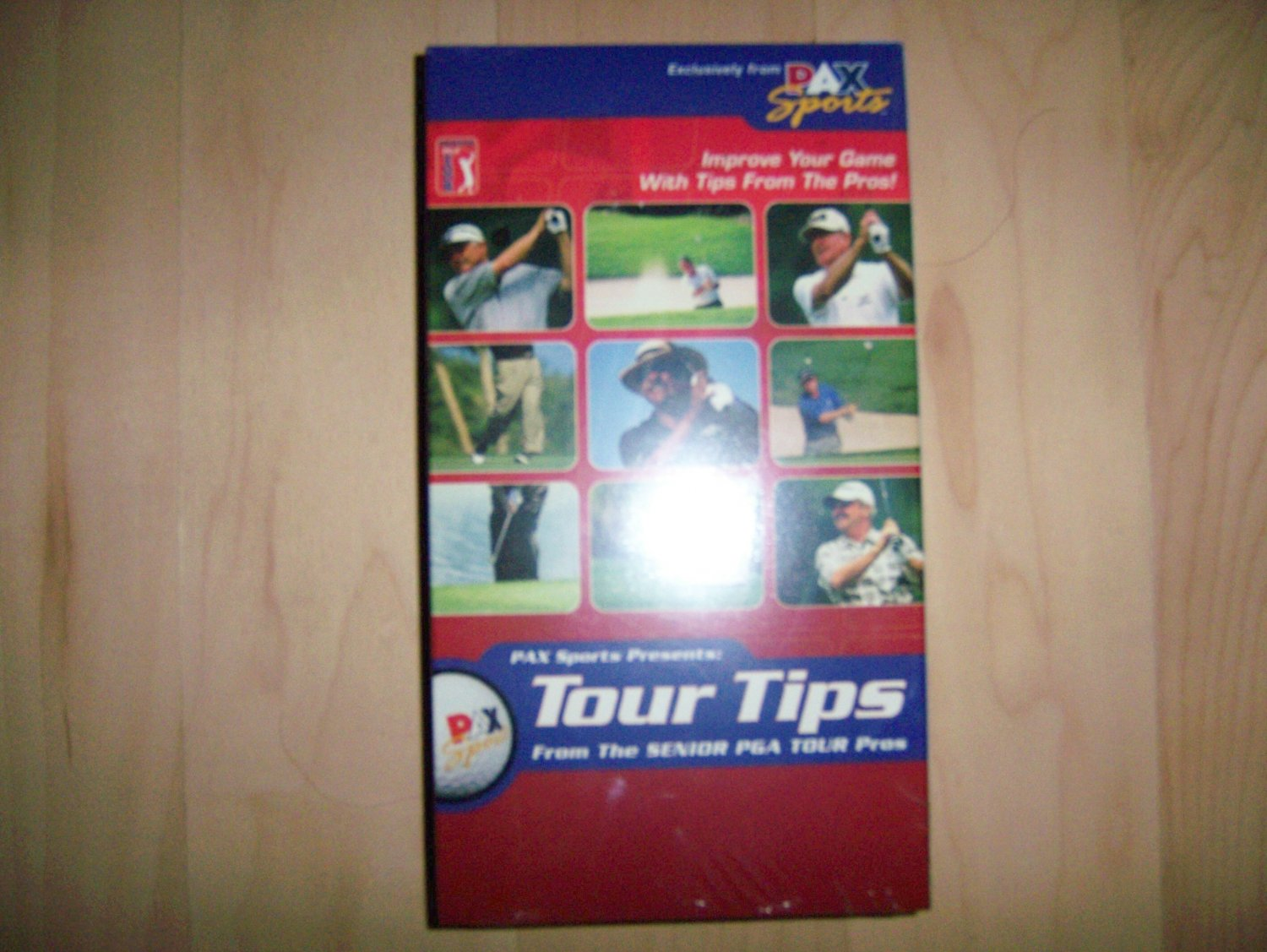 VHS Golf Tour Cures Sr.PGA BNK789
