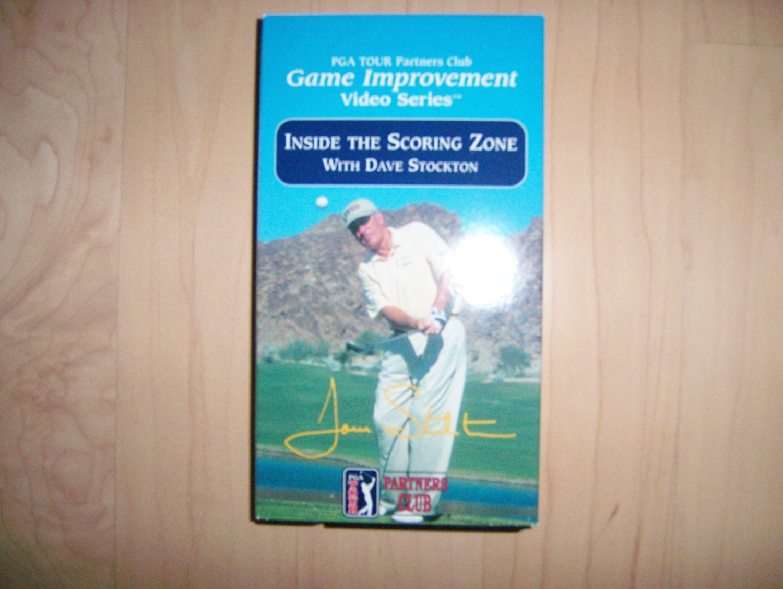 VHS PGA Inside The Scoring Zone  BNK797