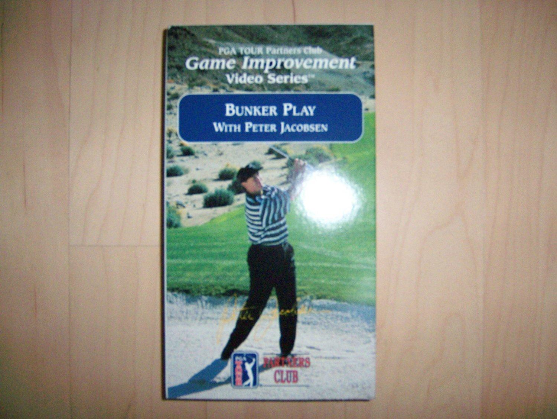 VHS PGA Bunker Play  BNK798