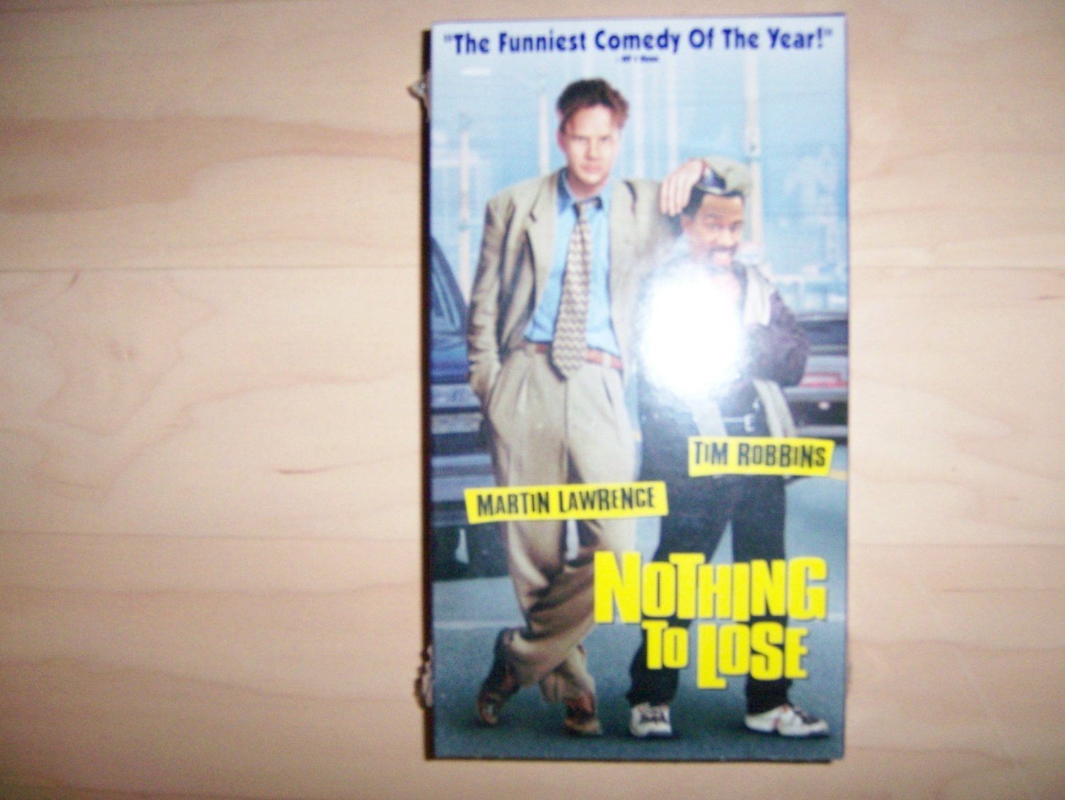 VHS Comedy Nothing to Lose  BNK802