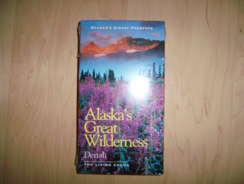 VHS Alaska's Great Wilderness Denali BNK814