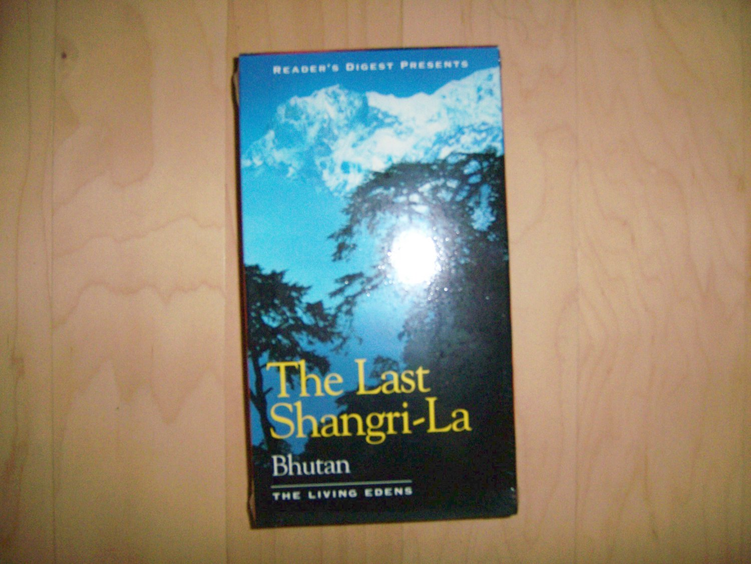 VHS The Last Shangri-La  BNK815