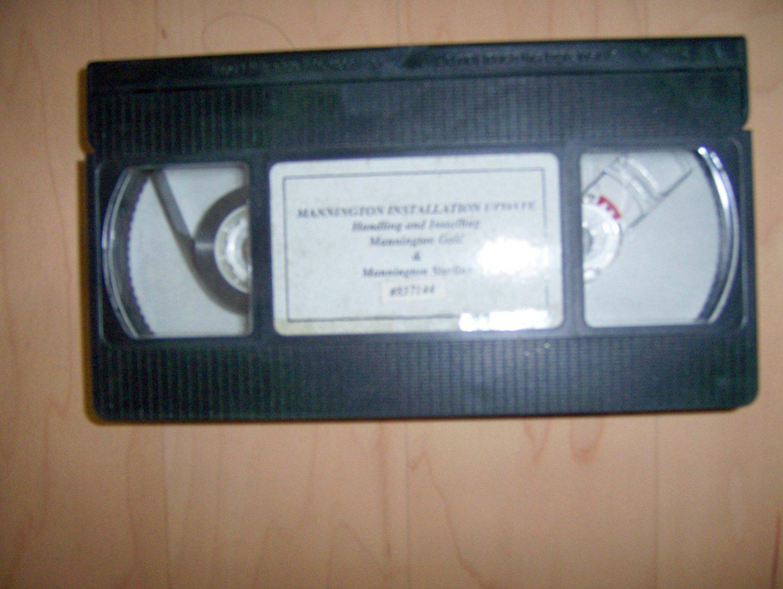 VHS Mannington  Vinyl Installation BNK819