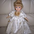 "Princess Blond Blue Eyed Special 15"" Doll  BNK843"