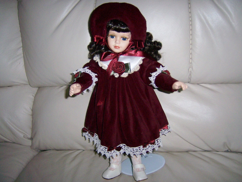 "Tracy Beatiful 15"" Doll  BNK848"