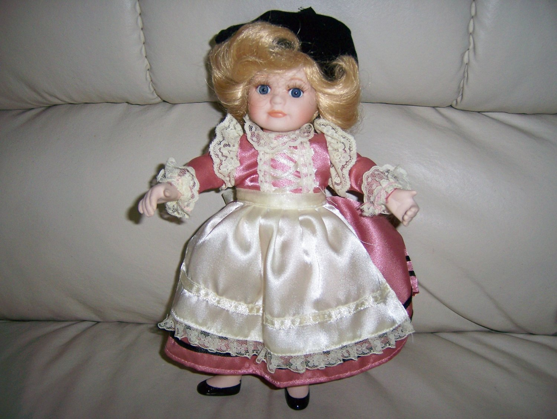 "Heidi Blonde 10"" Special Doll  BNK850"
