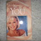 A New You By Linda Evans Book & Cassettes  BNK859