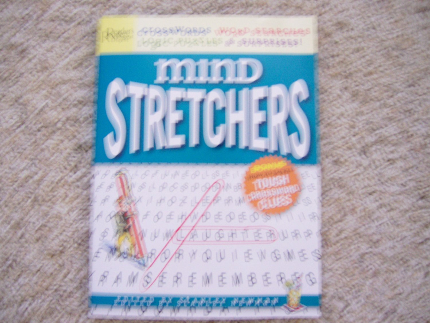 Mind Stretchers Crosswords & Word Searches BNK886