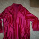 Ladies Ruby Red Housecoat  Size 10 BNK890