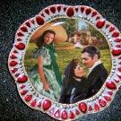 Scarlet & Brett Treasured Plate  BNK895