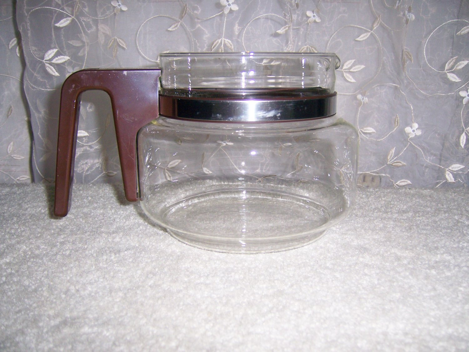 Coffee Holder Glass  BNK906