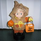 Halloween Trick & Treat Doll Dressed In Straw  BNK923
