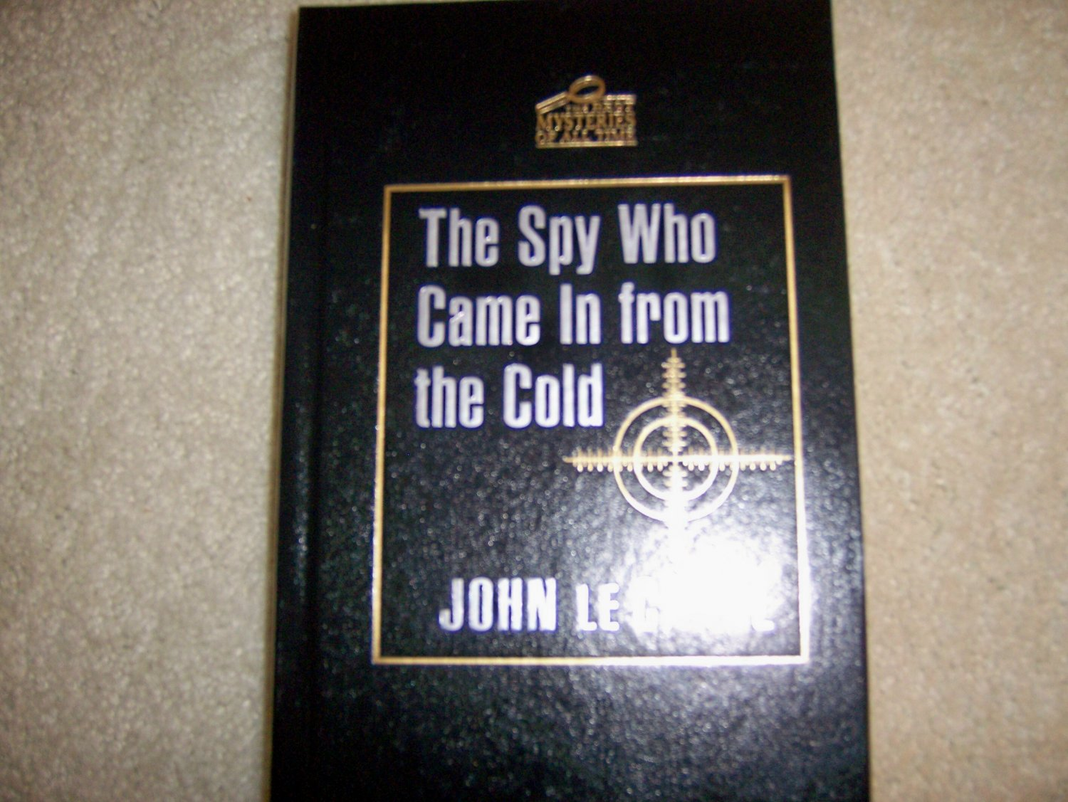 The Spy Who Came In From The Cold By J.LeCarre  BNK942