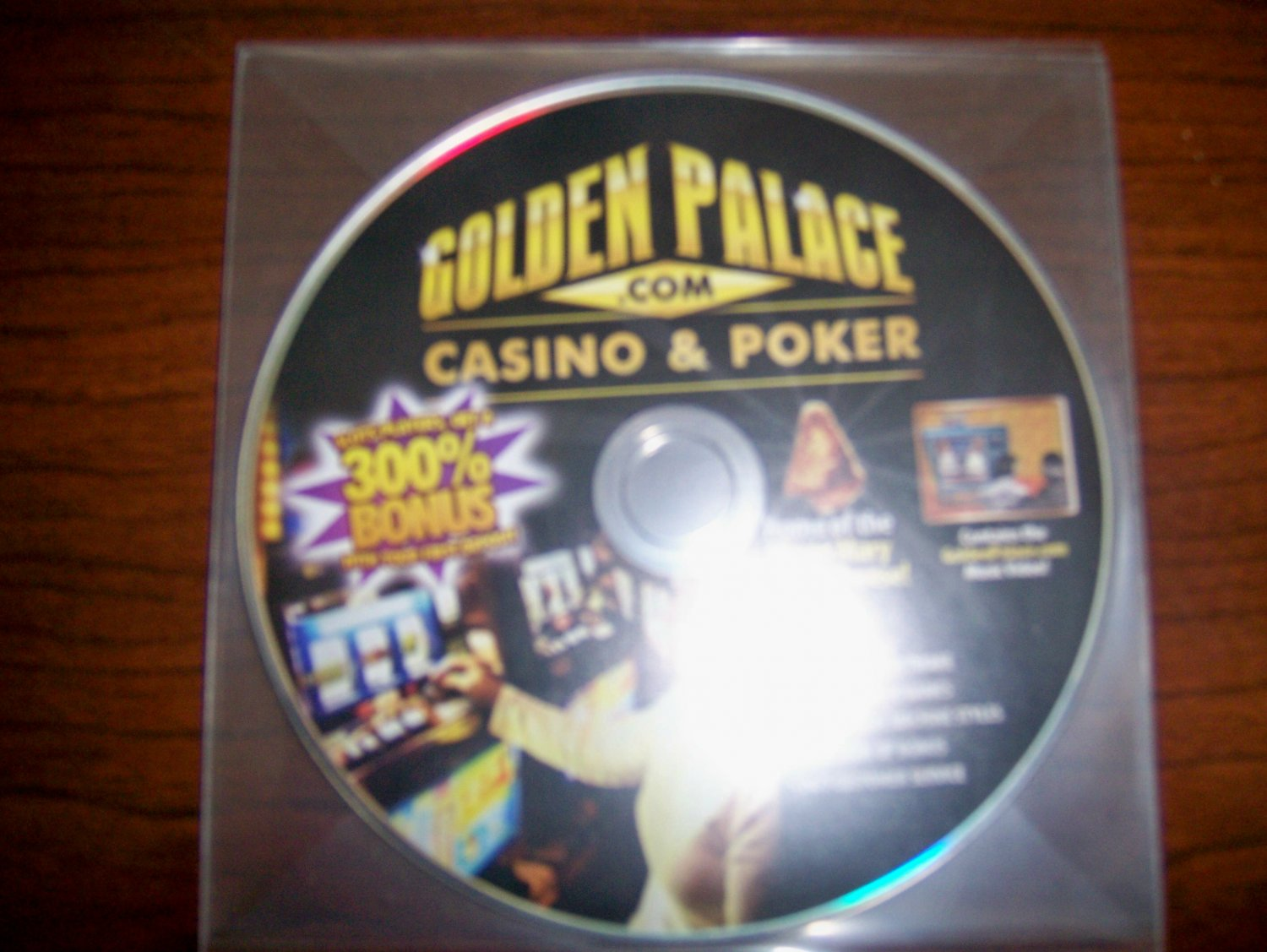 Golden Palace Casino & Poker Video  BNK952
