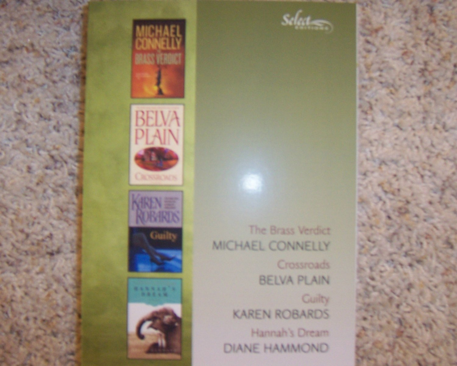Four great Stories In One Great Book BNK970