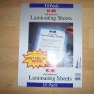 Laminating Sheets By K&M  BNK983