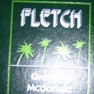 """""""Fletch"""" By Gregory McDonald  HardCover Mystery Novel BNK988"""