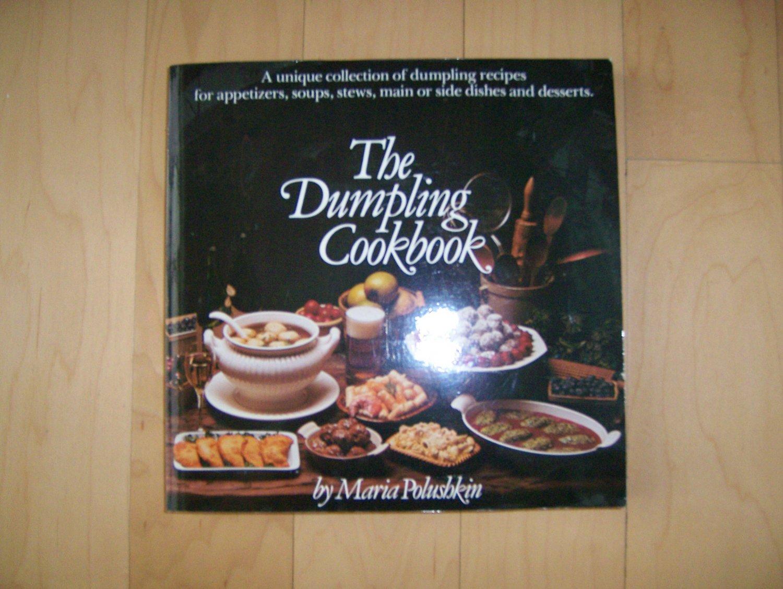 The Dumpling Book By Maria Polushkin  BNK1008