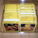 Recipe Case With 33 Selection Of Recipes BNK1010