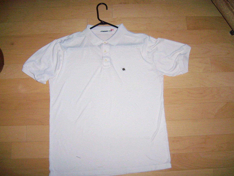 Golf Shirt White XL BNK1014