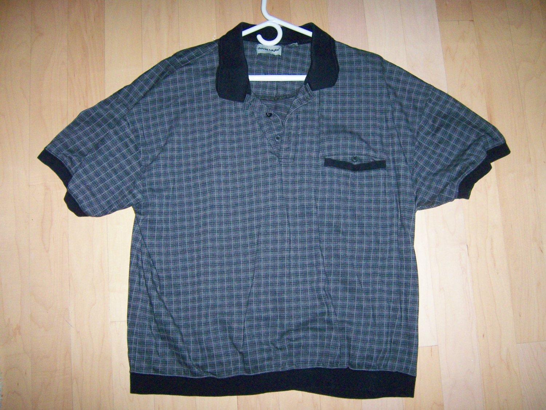Polo Shirt Navy By David Taylor XXL  BNK1020