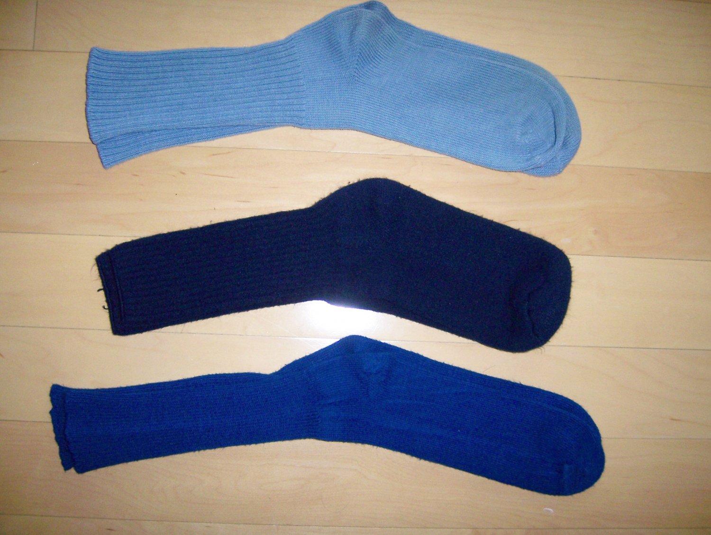 Men's Socks Cotton 10-13 Charcoal-Green-Black BNK1038