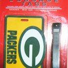 GreenBay Packers Luggage Tag by Fan Gear  BNK1055