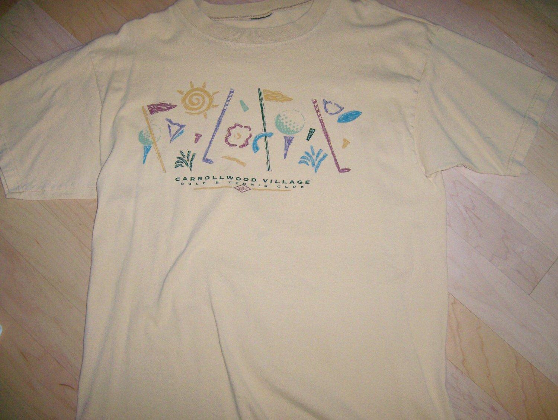 T Shirt Carrollwood Sport Logo 2XL  BNK1056