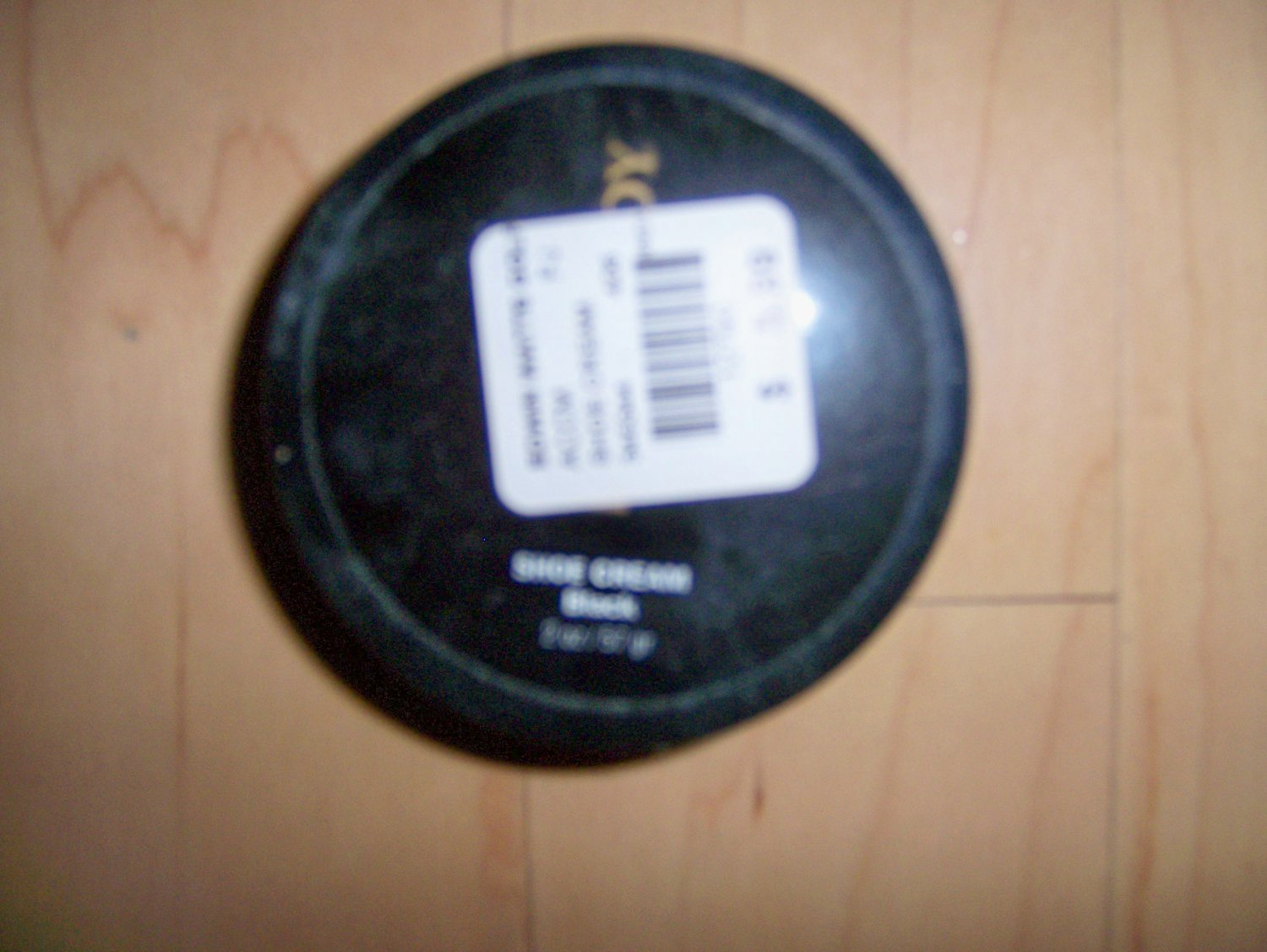 Black Shoe Polish by Edwin Watts Golf  BNK1069