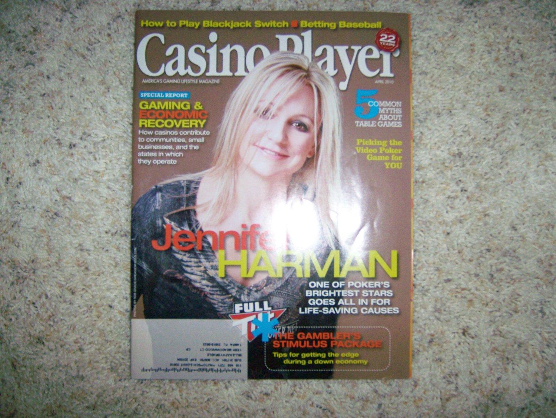 Casino Player Magazine April 2010 BNK1076