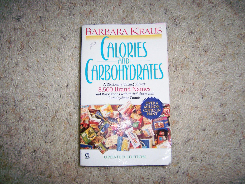 Calories & Carbs Book 8,500 Recipes Basic Foods BNK1081