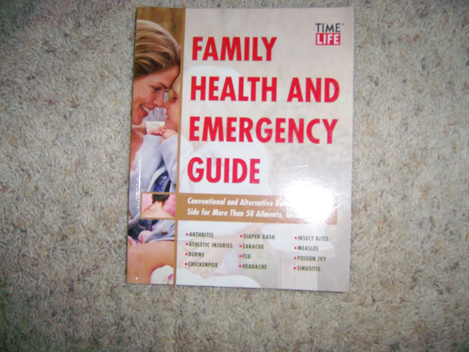 Family Health & Emergency Guide BNK1088