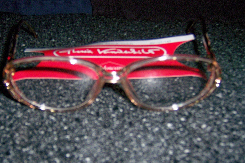 Eye Glass Frames By Gloria Vanderbilt  BNK1108