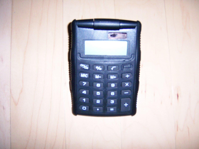 Hand Held Calculator Battery & Solar Operated BNK1166