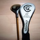 Launcher 22' Cleveland  Steel Fairway Club BNK1226