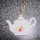 Teakettle Trinket 3x5 Fine China Brand New BNK1252