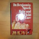 Dr. Benjamin Spock Baby & Child Care Book BNK1276