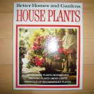 House Plants Better Homes & Gardens Book  BNK1320
