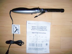 Deluxe Curling Straighting Iron  BNK1327