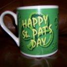 St Pat Mug 4Hx4Round BNK1356