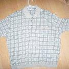 Men's Short Sleeve XXL Tan Polo Shirt  BNK1382